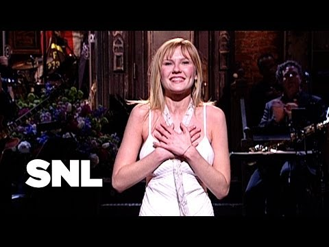 Kirsten Dunst - Subscribe to SaturdayNightLive: http://j.mp/1bjU39d Monologues: http://j.mp/16NdBBC SEASON 27: http://j.mp/18V34zT Horatio Sanz tries to impress Kirsten Duns...