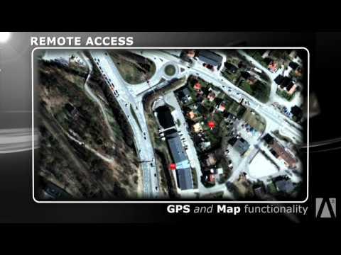 Alimak Hek - Remote Monitoring System A3