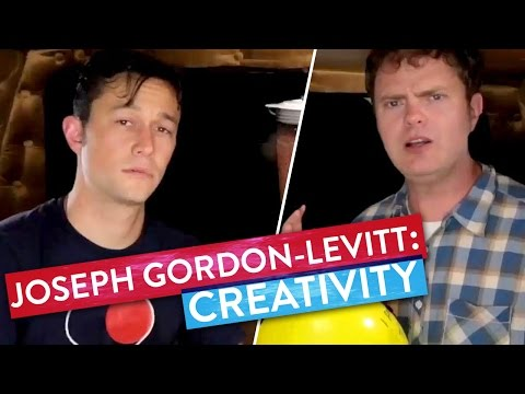 Joseph Gordon Levitt - Joseph Gordon-Levitt and Rainn Wilson talk about hitRECord, creativity, and sweating a lot. Spoiler Alert: The Metaphysical Milkshake van got a little hot th...