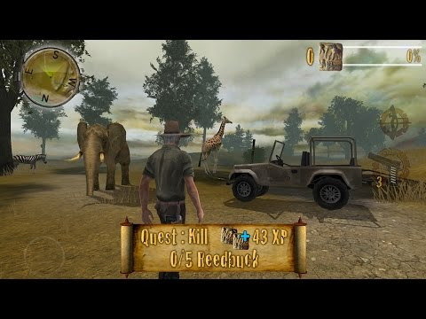 Video of 4x4 Safari 2