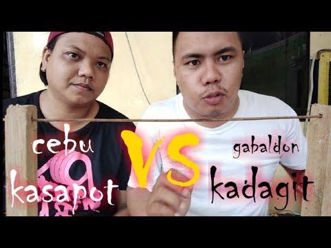 KADAGIT VS KASAPOT - MAY DUMAYO (SPIDER FIGHT) 4fights