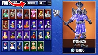 Video Top 10 Most Expensive FORTNITE ACCOUNTS OF ALL TIME! MP3, 3GP, MP4, WEBM, AVI, FLV Agustus 2018