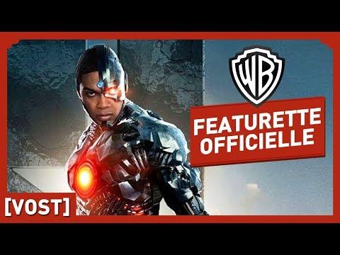 Justice League - Cyborg - Featurette Officielle (VOST)