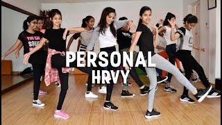 HRVY - Personal   @DanceInspire + @HRVY Choreography   2018