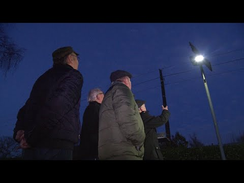 Laternen-Posse: Scharpzow - ein Ort bleibt im Dunkeln ...