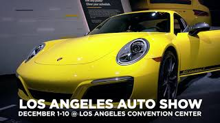 Exotics, Concept Cars and Customized Rides at 2017 LA Auto Show