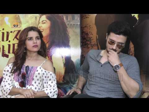 Mirza Juliet 2017 Actor Darshan Kumar And Piaa Bajpai EXCLUSIVE Interview On Bollywood Adda
