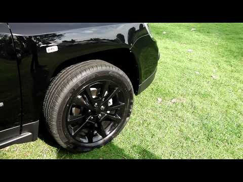 Jeep Compass 2012 Black Edition Quick Walk Round.