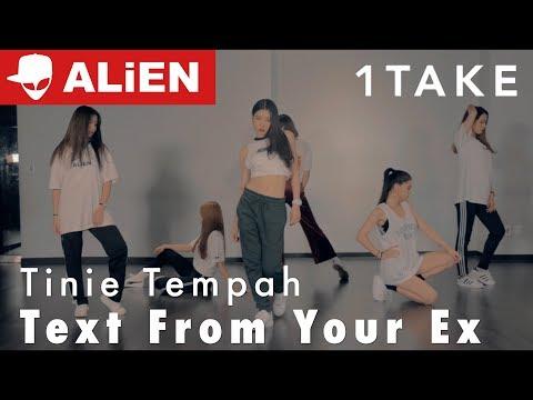 """Tinie Tempah - Text From Your Ex"" Luna Hyun Choreography | 1 Take"