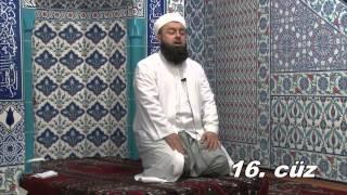 fatih medreseleri masum bayraktar hoca mukabele 16. cüz
