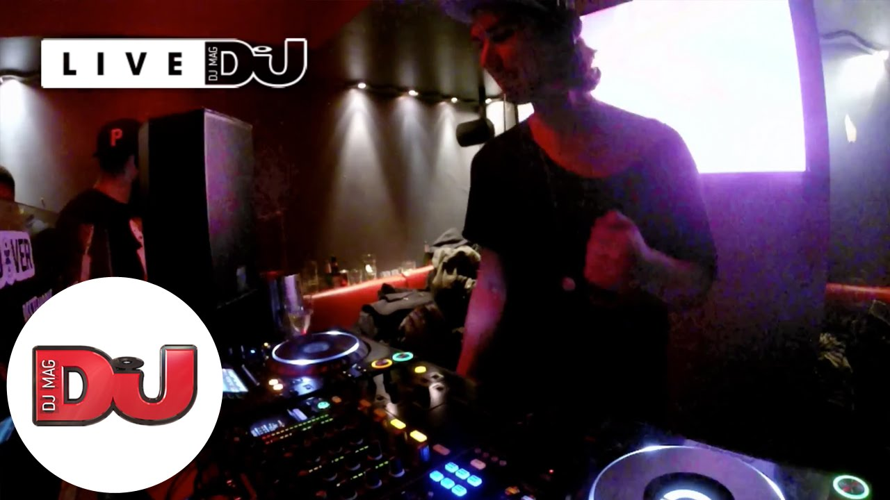 Sonny Fodera, Majesty & Max Chapman - Live @ DJ Mag Christmas Party 2015