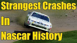 Video Strangest Crashes In Nascar History MP3, 3GP, MP4, WEBM, AVI, FLV November 2018