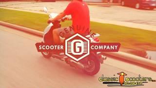 2. Buddy Kick 125 Promo Classic Scooters
