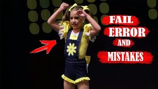 Video Dance Moms: Mistakes,Fail,Problems and Errors MP3, 3GP, MP4, WEBM, AVI, FLV Januari 2019