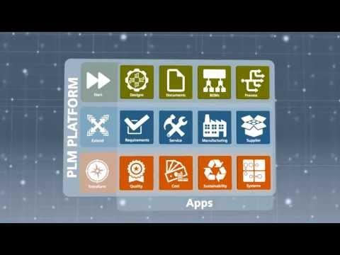 Teamcenter fournit ces fonctions essentielles d'une plateforme PLM, quelle que soit votre progression dans votre transition vers le PLM.