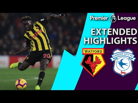 Video: Watford v. Cardiff City | PREMIER LEAGUE EXTENDED HIGHLIGHTS | 12/15/18 | NBC Sports