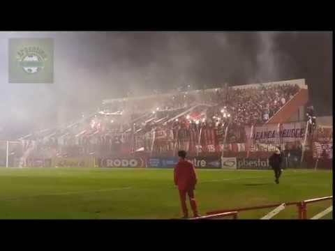 2017 - FIESTA Los Andes vs. Chacarita - La Banda Descontrolada - Los Andes