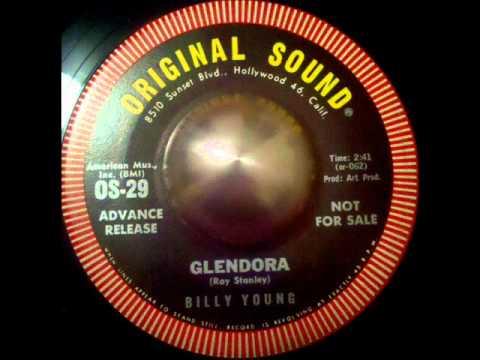 Billy Young- Glendora- Original Sound (видео)