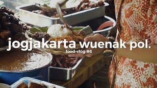 Video Mangan Mangan NgGanteng  di Jogja - FLOG#6 MP3, 3GP, MP4, WEBM, AVI, FLV Mei 2019