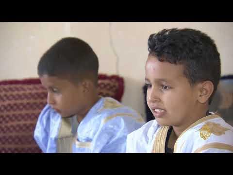 التيسير: شاهد كيف تتم تربية الأطفال على حفظ المديح النبوي