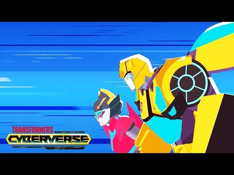 Transformers Official | 'Cube' 📣 Episode 7 - Transformers Cyberverse: Season 1