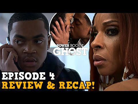 Power Book 2 Ghost 'EPISODE 4 REVIEW & RECAP' Tariq is 'The Prince'