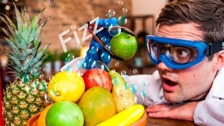 How To Make Fizzy Fruit!!! by SORTEDfood
