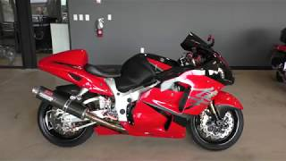5. 111090   2005 Suzuki Hayabusa Used motorcycles for sale