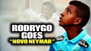 Confira a promessa Rodrygo Goes da categoria de base do Santos. Muitos jovens jogadores de escolinha de futebol se...