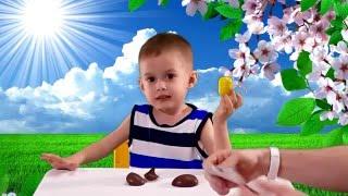Ангри бёрдз - шоколадные яйца с сюрпризом / Angry Birds surprise eggs
