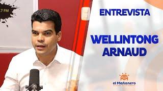 Wellinton Arnaud CANDIDATO presidencial por el PRM