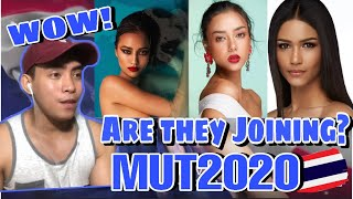 Video Road to Miss Universe Thailand 2020 (Samina, Praewwanit, Amanda,Matcha) Reaction download in MP3, 3GP, MP4, WEBM, AVI, FLV January 2017