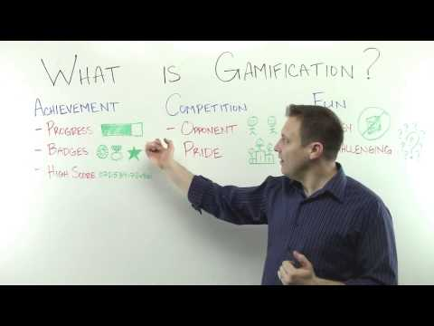 Watch 'What Is Gamification?'