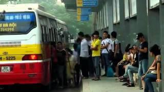 Hanoi Timelapse