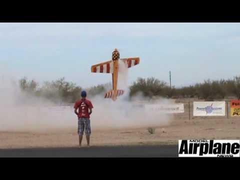 Tucson Aerobatic Shootout 2009 – Gernot Bruckmann Freestyle – Presented By Model Airplane News