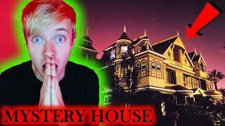 Video DEBUNKING World's LARGEST Haunted Mansion (Winchester Mystery House) MP3, 3GP, MP4, WEBM, AVI, FLV Oktober 2018