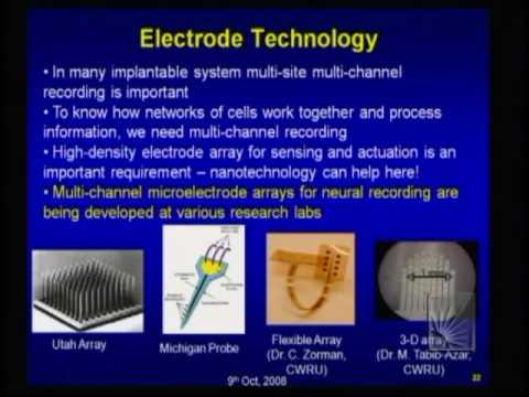 Implantierbare Elektronik: Kann Nanotechnologie helfen?