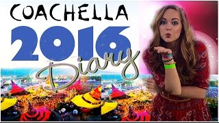 COACHELLA 2016 EXPERIENCE WITH ADELAINE MORIN DAYS 2&3! by Chelsea Crockett
