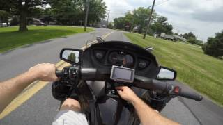 3. 2014 can am spyder RT limited test drive review