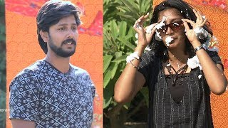 Video Made for Each Other Season 2 I Adarsh & Shyama in '10 Ka Dum' task's I Mazhavil Manorama MP3, 3GP, MP4, WEBM, AVI, FLV April 2018