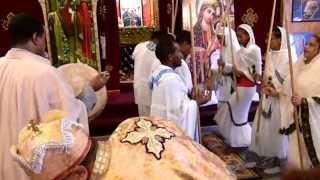 Ethiopian Orthodox 2005/2013 Debre Selam MedhaniAlem Official Opening Ceremony (Brandon, MB) #8
