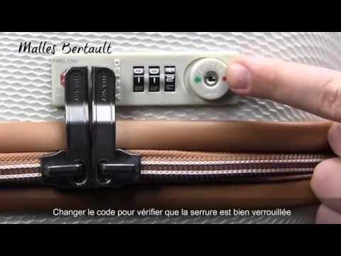 Comment debloquer serrure valise delsey la r ponse est sur - Comment changer le code d un cadenas ...