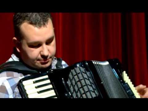 Gost: Ivan Peković maestro na harmonici