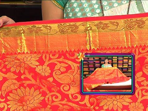 Latest Collection of Kanchi Pattu Sarees and Ikkath Designer Sarees | Sogasu Chuda Tarama 04 October 2015 12 32 PM