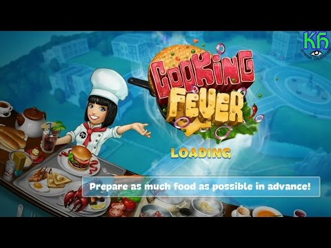 COOKING FEVER - Unlimited Coins And Diamond - Game For Kids