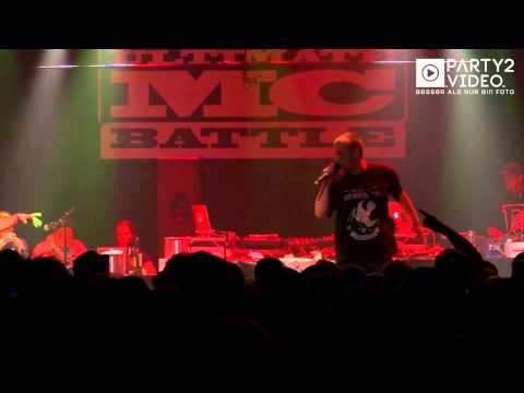 1/4 Finale | TILT vs. DICKTATOR | The Ultimate MC Battle | Battle 2 | by PARTY2VIDEO | 2013