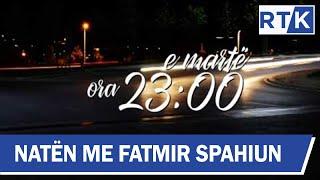 Promo Natën me Fatmir Spahiun - Sanije Matoshi, Isra Abazi dhe Arianit Koci