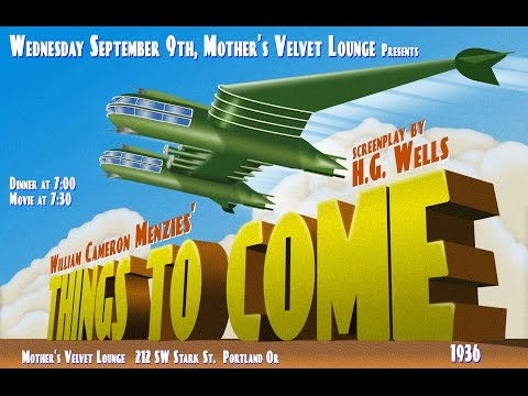 Things To Come (1936) | Watch Old Movies Online