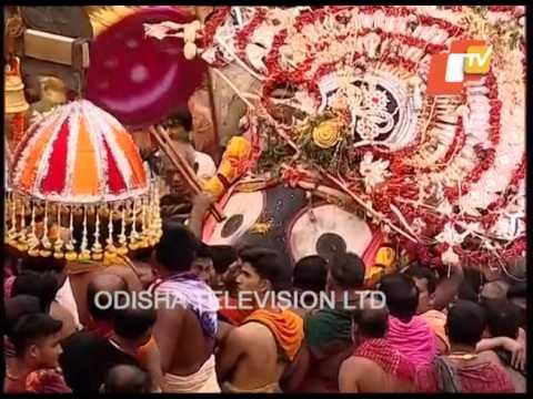 Video Shree Jagannath Pahandi - Puri Rath Yatra Live 2017 download in MP3, 3GP, MP4, WEBM, AVI, FLV January 2017