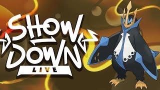 Z EMPOLEON! Bisharp Suspect #3 Pokemon Ultra Sun & Moon! UU Showdown Live w/PokeaimMD by PokeaimMD